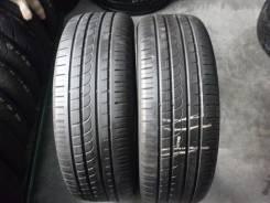 Pirelli P Zero Rosso. Летние, 2012 год, износ: 10%, 2 шт