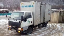 Mitsubishi Canter. Продается грузовик 1993 г. в., 3 600 куб. см., 2 000 кг.