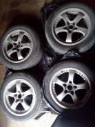 Продам комплект колес. 7.0x16 5x114.30 ET45 ЦО 66,1мм.