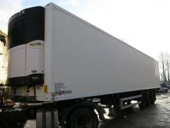 Gray Adams. Полуприцеп рефрижератор 2005 г. Carrier Vector 1800., 35 000кг.