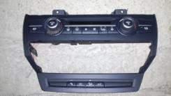 Блок управления климат-контролем. BMW X6, E71