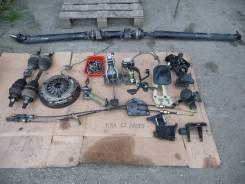Механическая коробка переключения передач. Toyota Caldina, ST215 Двигатель 3SGTE