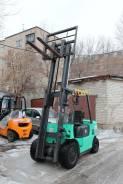 Dalian. Вилочный погрузчик 3 тонны дизель, 3 000 кг.