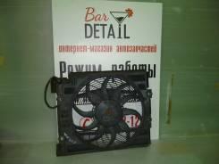 Вентилятор радиатора кондиционера. BMW 5-Series, E39 BMW 7-Series Двигатель M52
