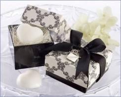 Оригинальный подарок-мыло Сердце в коробочке