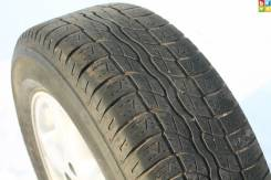 Bridgestone Dueler H/T D687. Летние, 2009 год, износ: 30%, 1 шт