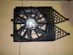 Вентилятор охлаждения радиатора. Volkswagen Polo Skoda Rapid