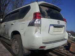 Toyota Land Cruiser Prado. Продам ПТС с целой рамой