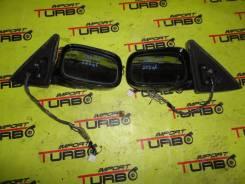 Зеркало заднего вида боковое. Toyota Aristo, JZS160, JZS161 Двигатели: 2JZGE, 2JZGTE
