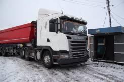 Scania. G400, 13 000куб. см., 32 000кг., 6x4