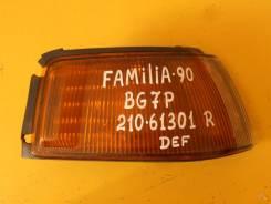 Габаритный огонь. Mazda Familia, BG7P
