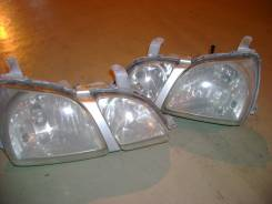 Фара. Toyota Gaia, ACM15, ACM10, SXM15, CXM10 Двигатели: 3CTE, 3SFE, 1AZFSE