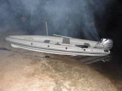 Winboat. Год: 2015 год, длина 4,60м., двигатель подвесной, 15,00л.с., бензин