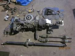 Механическая коробка переключения передач. Subaru Legacy, BGA, BGB, BGC, BG2, BG5, BD2, BD3, BG3, BG4, BG9, BG7, BD4, BD5, BD9