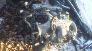 Двигатель в сборе. Mazda Capella, GW5R Двигатель KLZE
