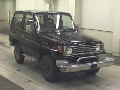 Toyota Land Cruiser. BJ70, 3B