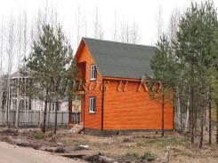 Новый дом в сосновом лесу, рядом с рекой Вексой. Переславский район, с.Купанское, р-н с.Купанское, площадь дома 80,0кв.м., площадь участка 700кв.м...