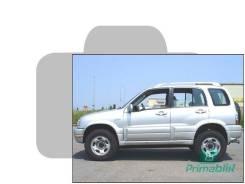 Стекло боковое Chevrolet TRACKER 1999-2004 (TD#2/YG4-5d) RQ/LH (Без оттенка, Бpeнд:Benson)