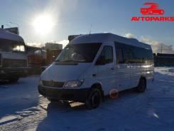 Mercedes-Benz Sprinter. Туристический микроавтобус Mercedes- BENZ Sprinter, 2 148 куб. см., 19 мест
