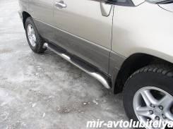 """Подножка боковая Lexus RX 300 магазин """"Мир автолюбителя """""""