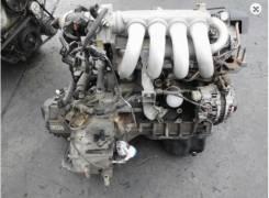 Двигатель в сборе. Mazda Familia, BJ5W Двигатель ZL