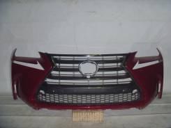 Бампер. Lexus NX200, ZGZ10, ZGZ15