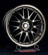 RAYS VOLK RACING. 8.5x18, 5x114.30, ET38, ЦО 73,0мм.
