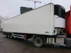 Maximal. Полуприцеп рефрижератор Chereau 2005 г. Carrier Maxima 1000., 35 000 кг.