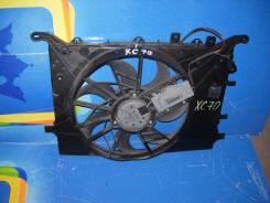 Вентилятор охлаждения радиатора. Volvo XC70 Volvo S60 Volvo V70