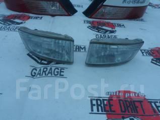 Фара противотуманная. Toyota Mark II, GX110, JZX110
