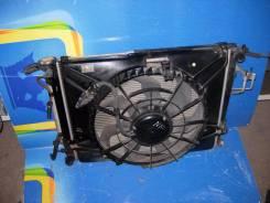Радиатор охлаждения двигателя. Hyundai NF