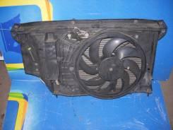 Вентилятор охлаждения радиатора. Peugeot 206