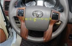 Панель рулевой колонки. Toyota Land Cruiser Prado