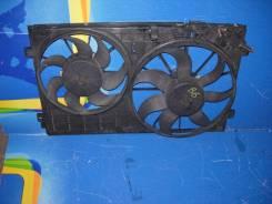 Вентилятор радиатора кондиционера. Volkswagen Passat Volkswagen Golf