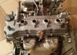 Двигатель в сборе. Nissan Almera Tino Nissan Primera, P12 Nissan Almera Двигатель QG18DE
