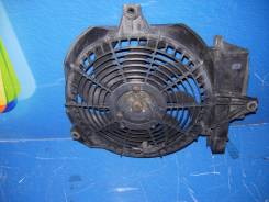 Вентилятор охлаждения радиатора. Hyundai Santa Fe