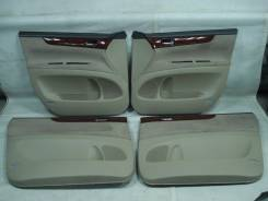 Обшивка двери. Toyota Ipsum, ACM21, ACM26