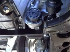 Фильтр масляный. Toyota Corolla, ZRE151