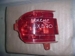 Стоп-сигнал. Lexus LX570, URJ201