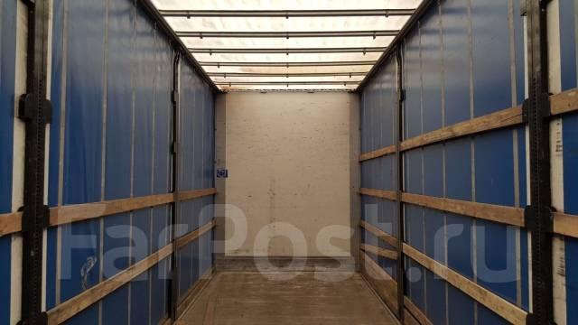 MAN TGL. Кубовик 8.220 BL, штора 60 м3, г/п 5 т, без пробега по РФ, 4 580 куб. см., 5 000 кг. Под заказ