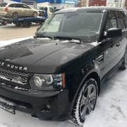 Land Rover Range Rover Sport. автомат, 4wd, 5.0 (510 л.с.), бензин, 83 000 тыс. км