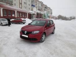 Renault Sandero. механика, передний, 1.6 (86 л.с.), бензин, 28 000 тыс. км