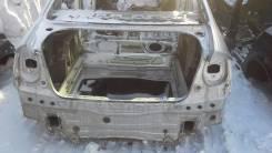 Задняя часть автомобиля. Volkswagen Passat, 3B6