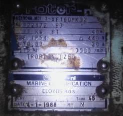 Электродвигатель 11кВт 440В 3500об/м