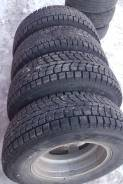 Dunlop Grandtrek SJ6. Зимние, без шипов, 2011 год, износ: 30%, 4 шт