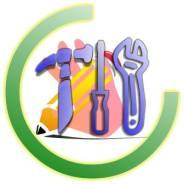 Обслуживание, демонтаж, монтаж электрики, сантехники и др. виды работ