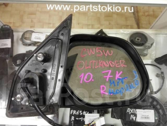 Зеркало заднего вида боковое. Mitsubishi Outlander, CW4W, CW6W, CW5W