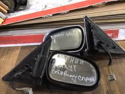 Зеркало заднего вида боковое. Honda Prelude, BB6