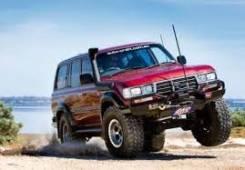 Комплект увеличения клиренса. Toyota Land Cruiser, FJ80, FZJ80, HZJ80, HZJ81, FJ80G, FZJ80G, HDJ81V, HZJ81V, FZJ80J, HDJ80, HDJ81 Двигатели: 1HZ, 1HDT...