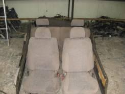 Салон в сборе. Toyota Hilux Surf, KZN185